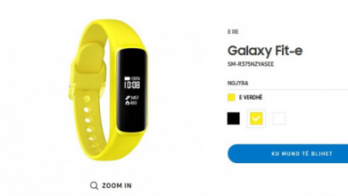 Galaxy Fit-e