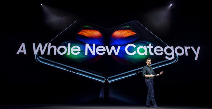سامسونج في طريقها للإعلان عن موعد لإطلاق Galaxy Fold في الأسواق