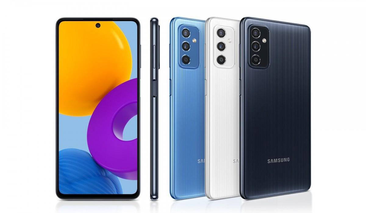 صورة سامسونج تكشف عن هاتف Galaxy M52 5G بسعر 450 دولار