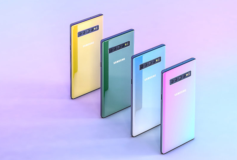 Galaxy Note 10 Pro tipped