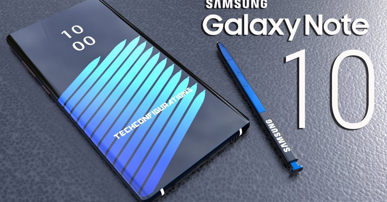 سامسونج تقدم هاتف Galaxy Note 10 مع شاشة 666 إنش بدقة 4K