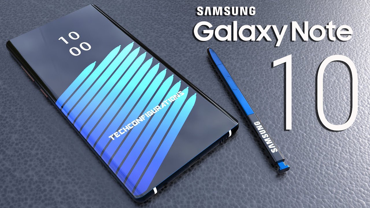 Galaxy Note 10-leak