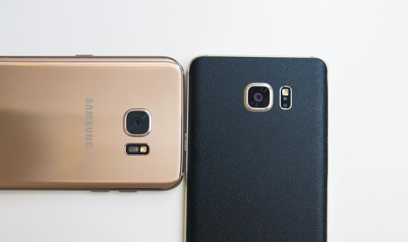Galaxy Note 7 -leak