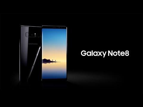 أجهزة جالكسي Note 8 في فرنسا تحصل على تحديث Oreo