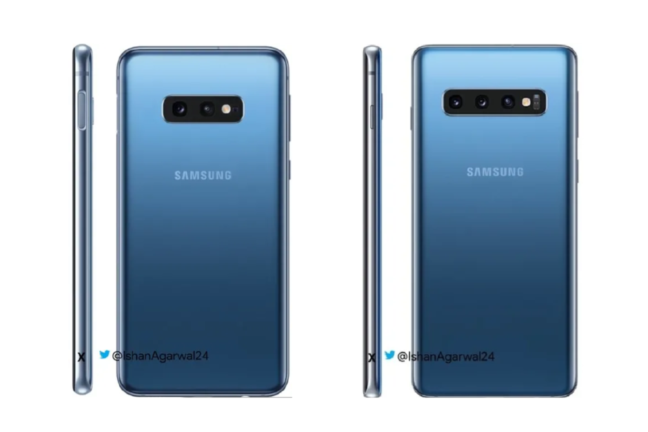 Galaxy-S10-Galaxy-S10e blue-finish