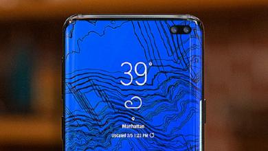 Galaxy S10 Plus-leak