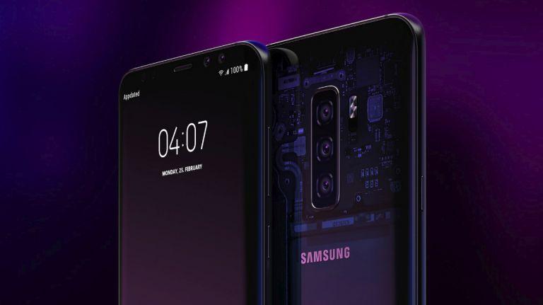 Galaxy S10-leak