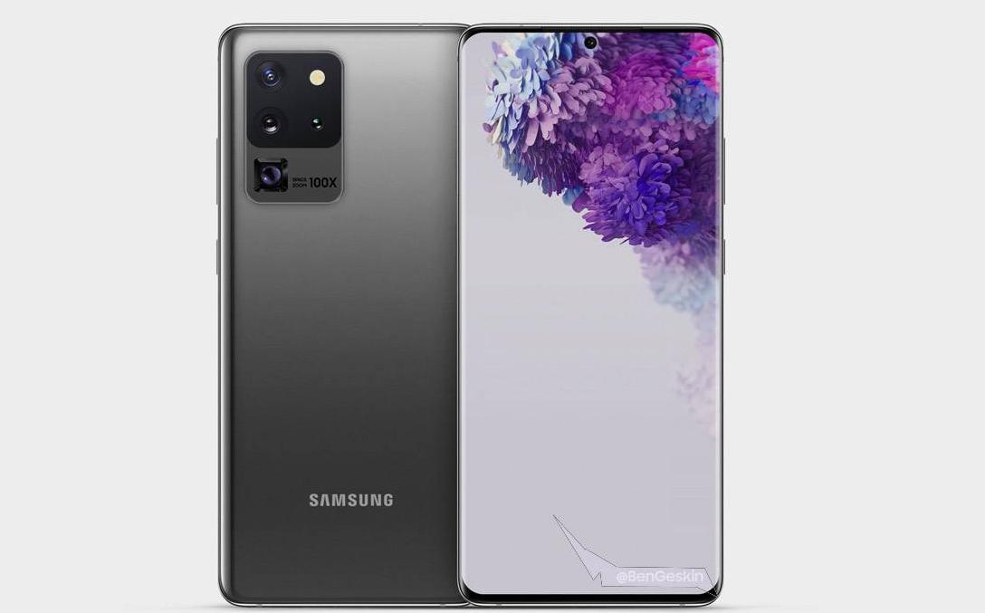نتيجة بحث الصور عن Galaxy S20 Ultra