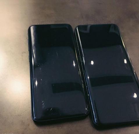 Galaxy S8 Sizes