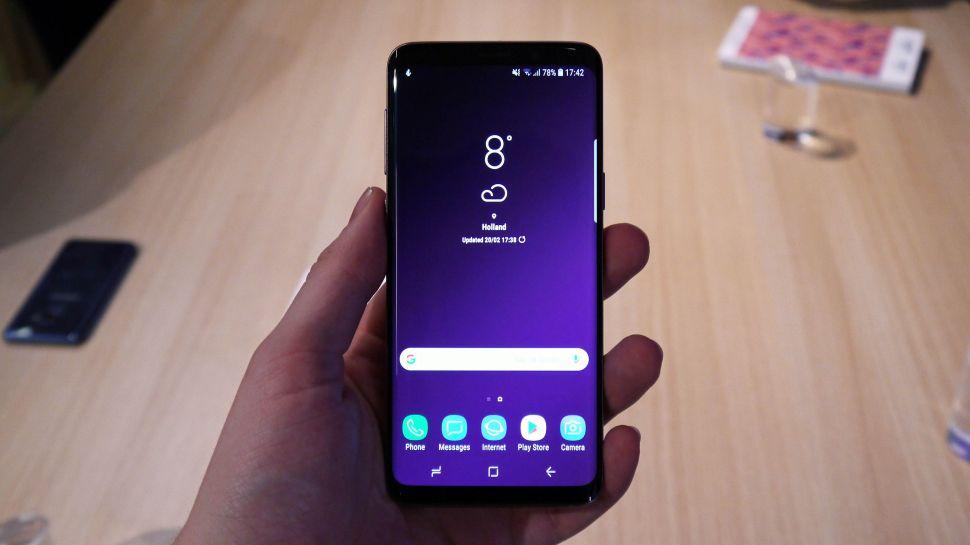 تقارير عن مشاكل في شاشة هواتف جالكسي S9 وكيفية التحقق من وجود المشكلة