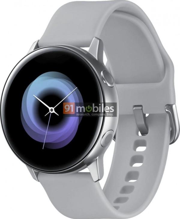 Galaxy Sport watch leak