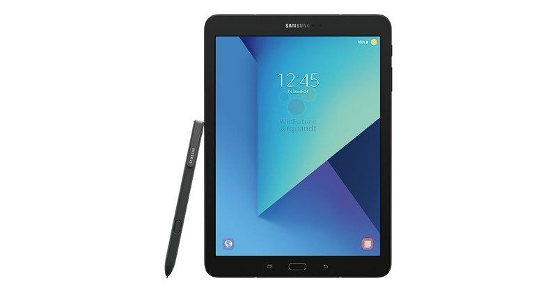Galaxy Tab S3 -leak