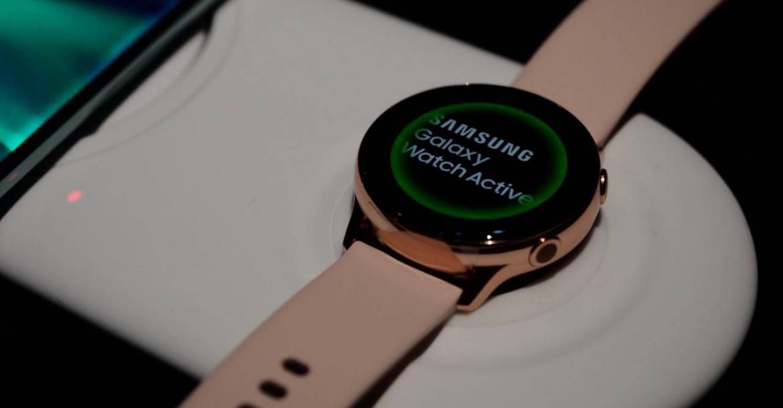 ساعة Galaxy Watch Active تأتي من سامسونج بسعر 200 دولار