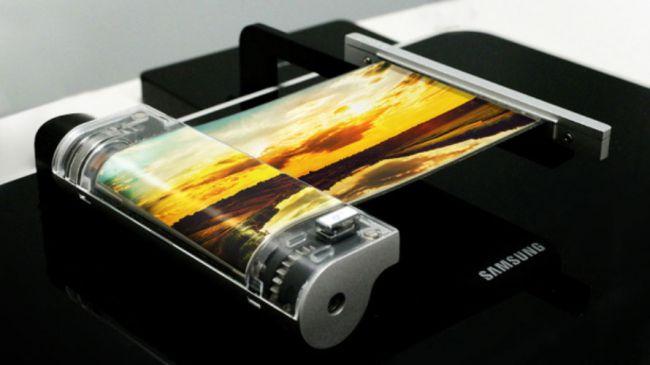 Galaxy X' foldable phone