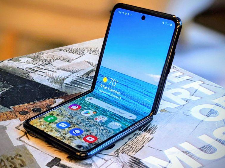 سامسونج تقدم الإصدار القادم من هاتف Galaxy Z Flip بمعدل تحديث 120Hz -  التقنية بلا حدود