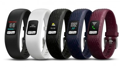 Garmin's new Vivofit