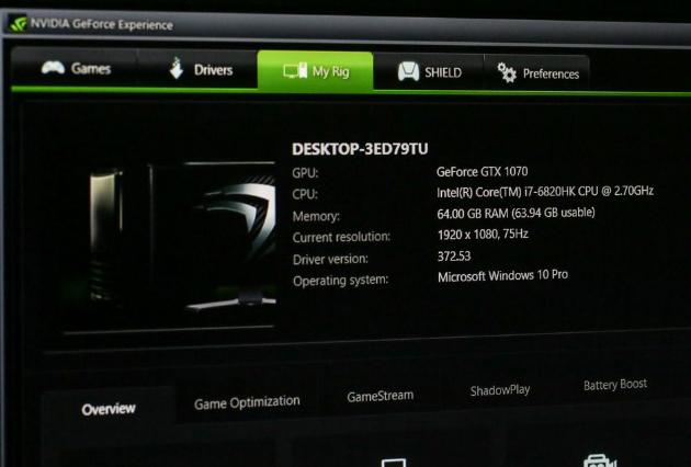 GeForce 1070