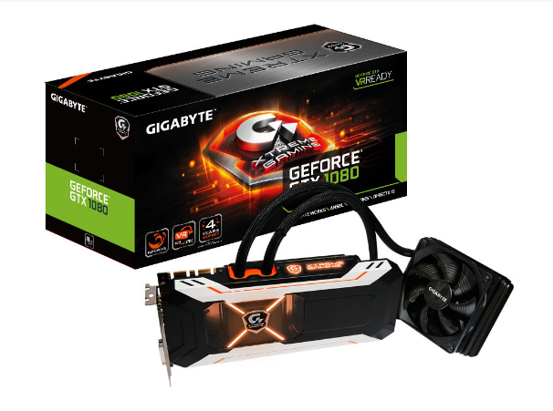 GeForce GTX 1080 Xtreme Gaming