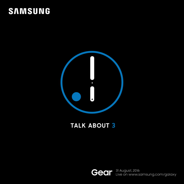 Gear S3-event