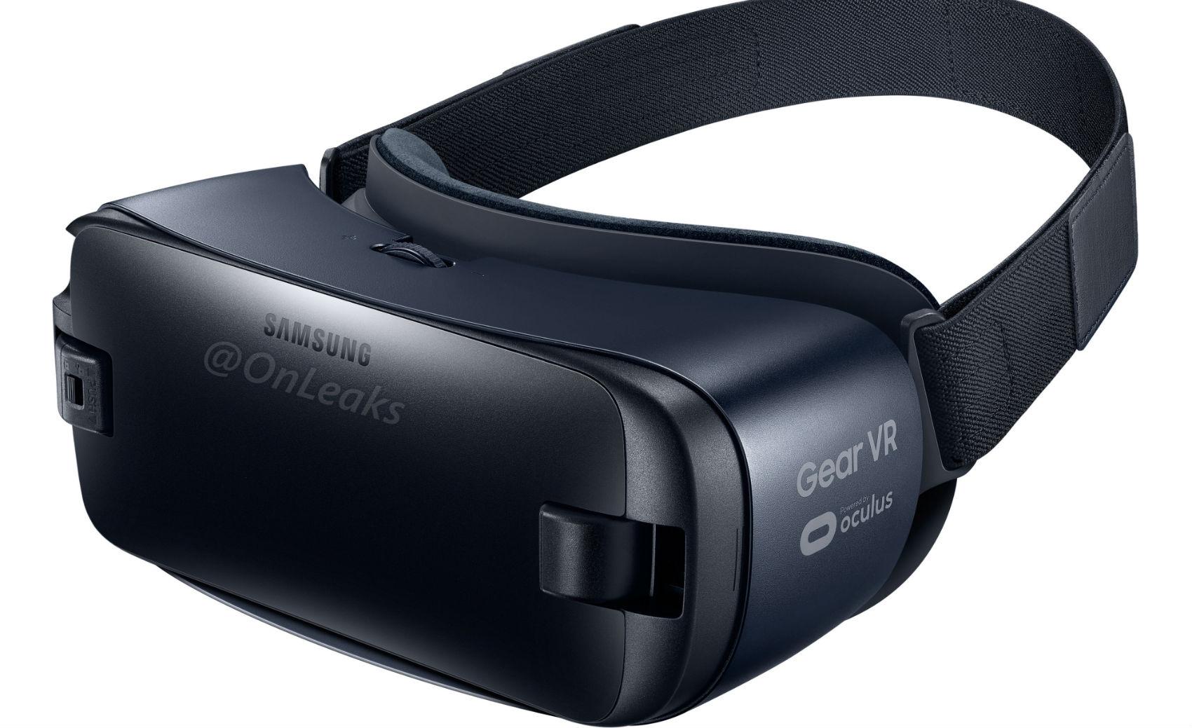 Gear VR -leak