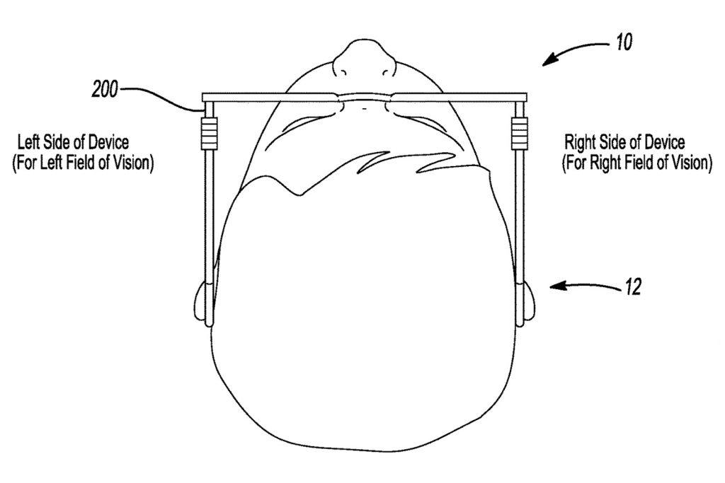 اختراع نظارات يمكنها منع دوار الحركة في السيارات ذاتية القيادة
