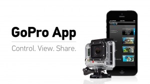 GoPro-mobile app