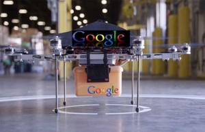 Google-Drone-Service
