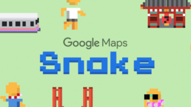 Google-Maps-update-brings-Nokias-classic-Snake-game-to-everyone