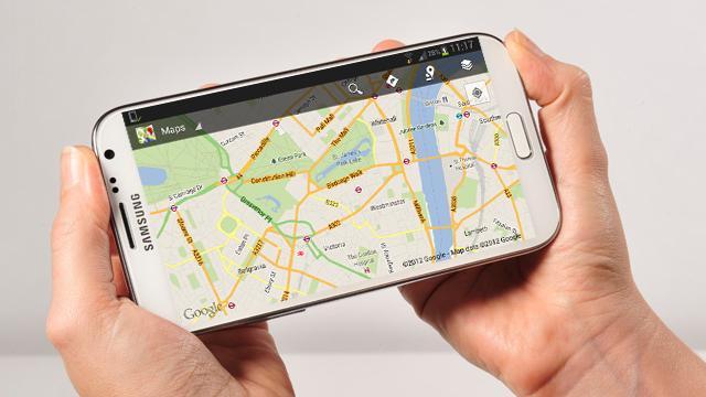Google Maps-update