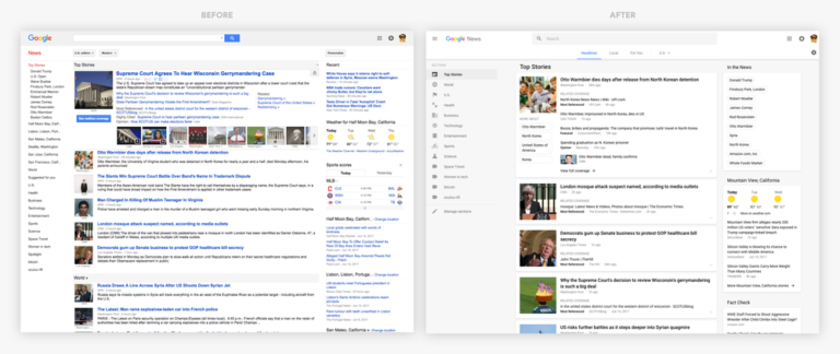 Google News gets a new look and more features