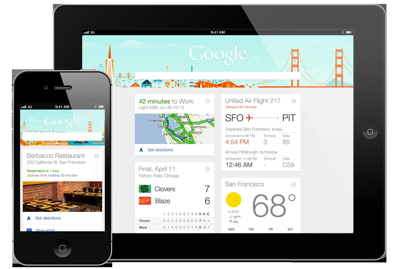 Google Now-app