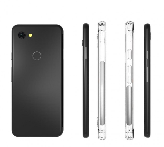 Google -Pixel 3 Lite- cases-leak