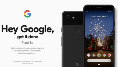 Google Pixel 3a and 3a XL specs