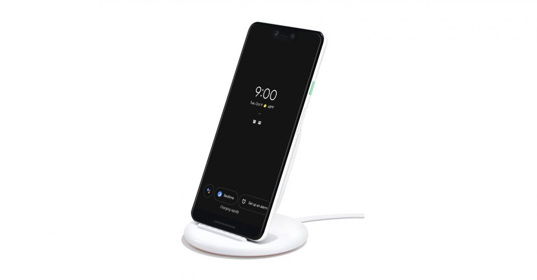 Google - Pixel Stand wireless charging