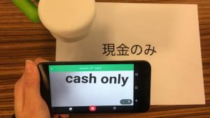 Google-Word Lens