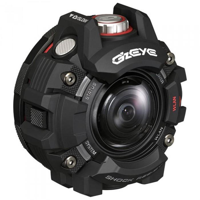 Casio تقدم كاميرا الحركة GZE-1 التي تشبه ساعة G-Shock