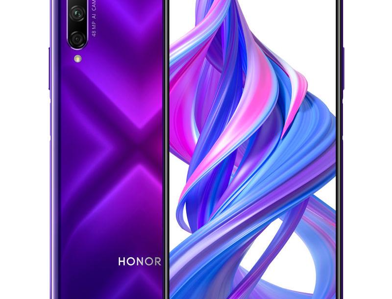 الإعلان الرسمي عن هاتفي HONOR 9X وHONOR 9X Pro