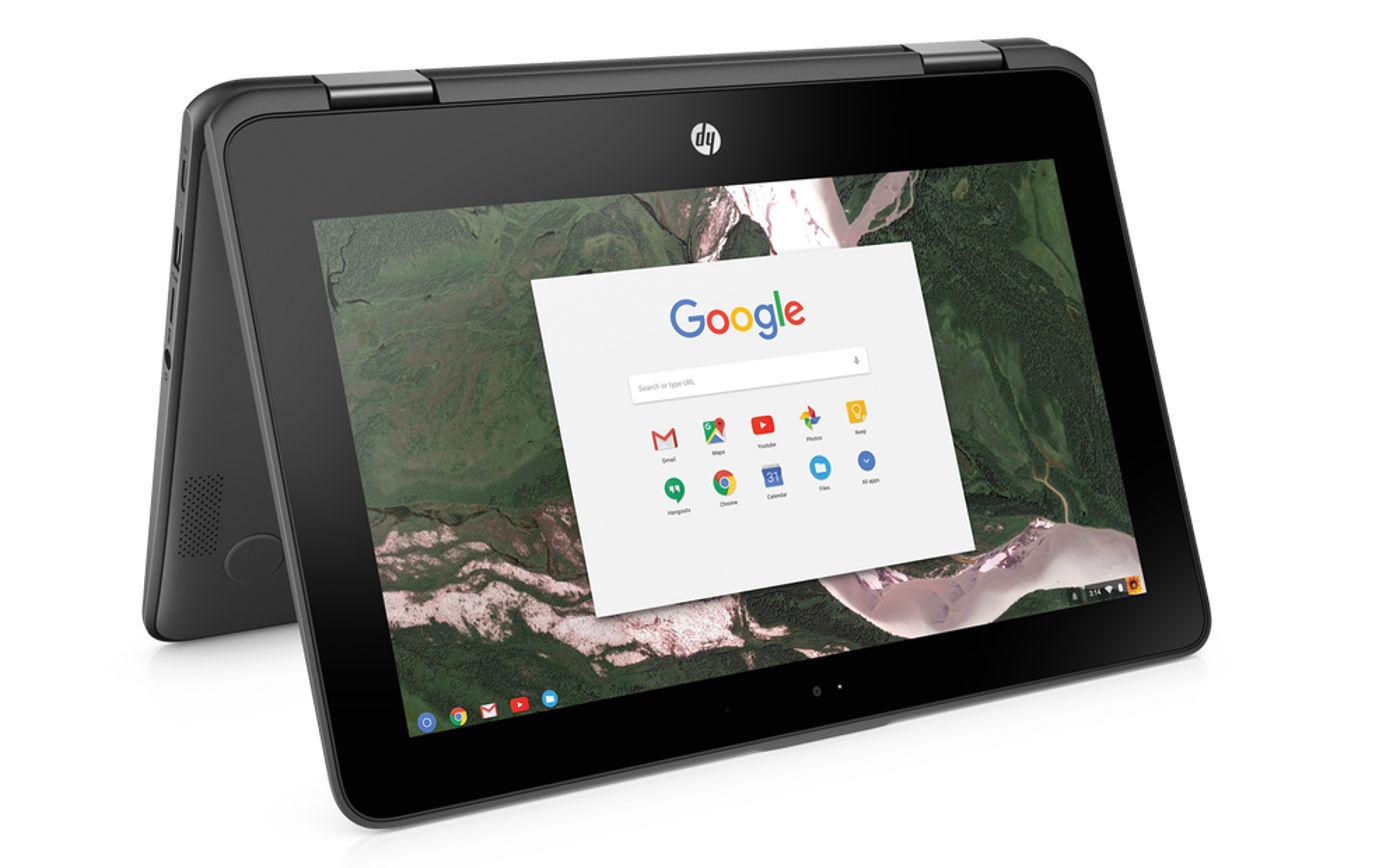 HP's Chromebook