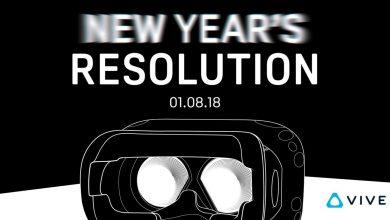 HTC VIVE Pre CES 2018