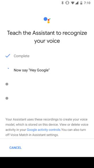 طرح أمر إيقاظ الهاتف Hey Google على مستوى أوسع