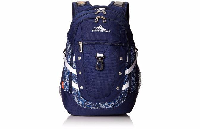 High Sierra Tactic Backpack
