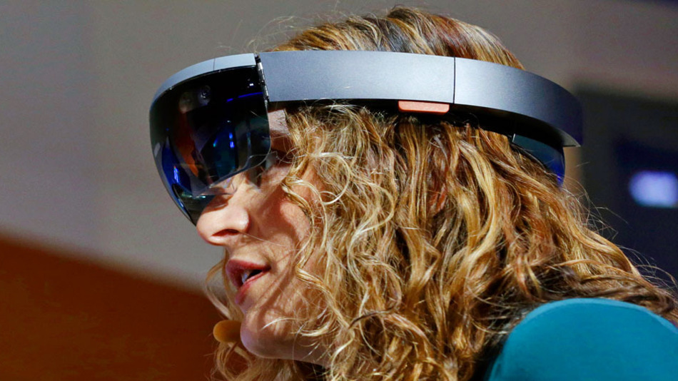 HoloLens -Microsoft