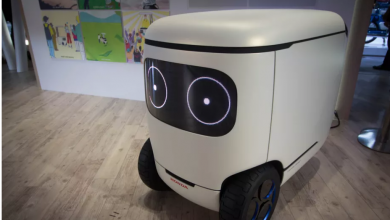 Honda made a very cute self-driving cooler