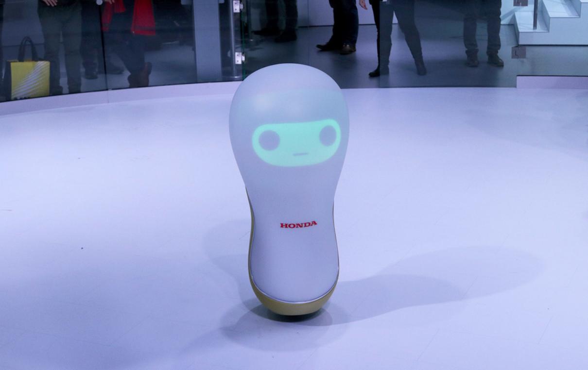 Honda's robots