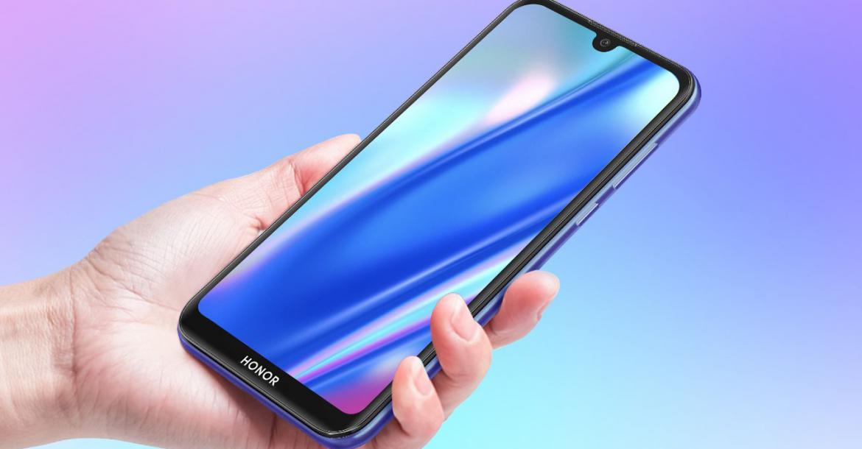 رصد هاتف Honor 20S بشاشة 6 إنش ونظام تشغيل Android 10 مع شاحن 20W