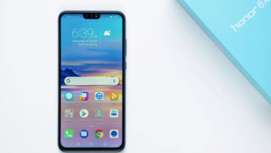 Honor 8X - Android Pie-based EMUI 9 update