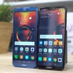 Honor 9 Lite vs Huawei Nova 3e