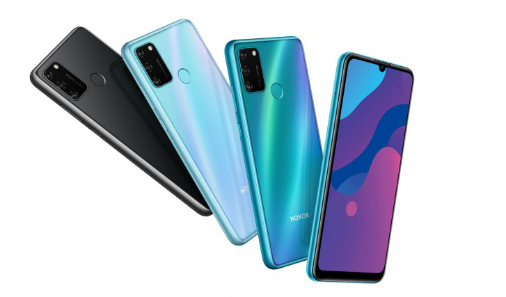Honor تعلن عن هواتف 9C و9A وأيضاً 9S في سوق روسيا