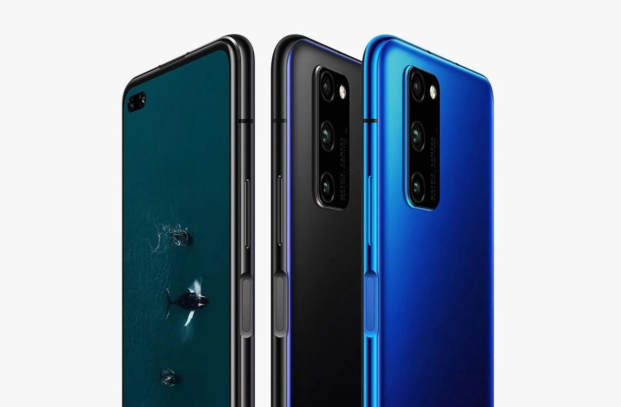 الإعلان رسميًا عن هاتفي V30 و V30 Pro من Honor