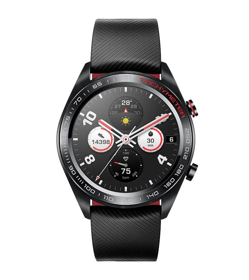 Honor Watch Magic in Lava Black